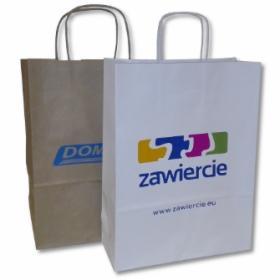 Torba Papierowa z Twoim Logo, Bielsko-Biała, oferta