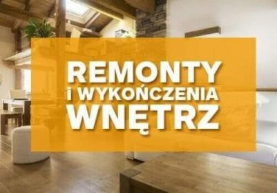 Grzegorz Golus USŁUGI REONTOWO-WYKONCZENIOWE, oferta