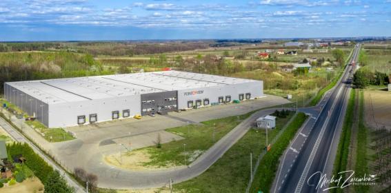 Powierzchnia magazynowa Pniewy 4700 m2 k. Grójca, Pniewy, oferta