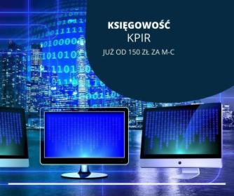 KPIR z programem do wystawiania dokumentów-CAŁA POLSKA, oferta