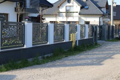 Ogrodzenie Góralskie CNC, Lubzina, oferta