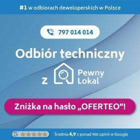 Odbiór Mieszkania od Dewelopera Kraków, oferta