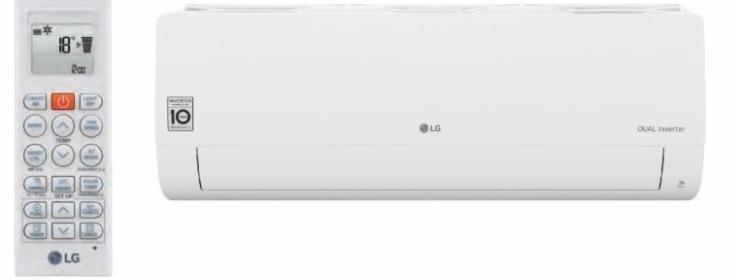Montaż, Serwis, Klimatyzator marki LG model Standard o mocy chłodniczej 2,5 kW A++, Szamotuły, oferta