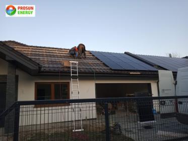 Instalacja fotowoltaiczna 7,5 kWp pod klucz, Lesznowola, oferta