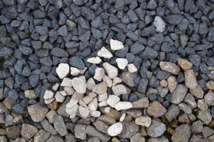 Bazalt, kruszywo ozdobne, kamień ogrodowy 11-16, Zamość, oferta