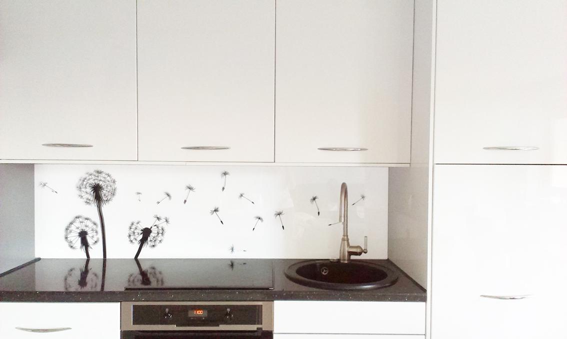 Bardzo dobra Panele szklane,druk na szkle,grafika na szkle, Andrychów - Oferta DJ97