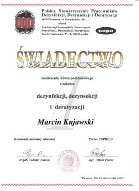 HACCAP, Zakrzewo, oferta