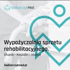 Łóżka Rehabilitacyjne, Słupsk, oferta