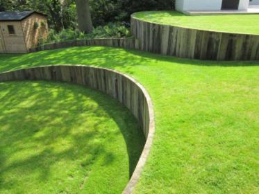 Zakładanie ogrodu wraz z projektem / wizualizacja - oczko wodne itd