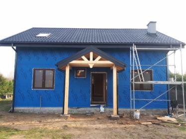 Domy Drewniane Szkieletowe, Mościska, oferta