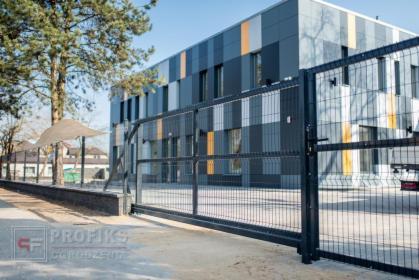 Ogrodzenia Panelowe 153 cm +podmurówka+słupek Komplet Kolor Ogrodzenie, oferta