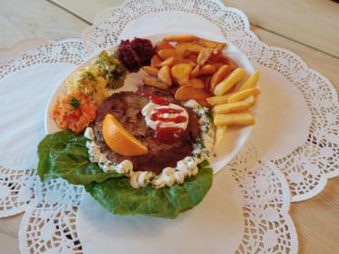 """Catering,stek po jamajsku, jamajski burger -  """"jamburger"""", oferta"""