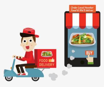 Restauracja online system zamawiania jedzenia