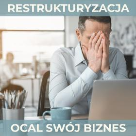 Restrukturyzacja, oferta