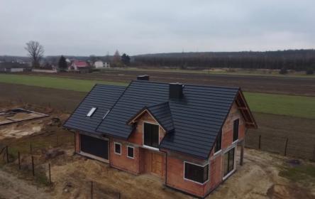 Kompleksowa budowa domu, mury, dach, okna, drzwi, oferta