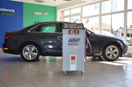 Dynamiczna wymiana oleju w automatycznych skrzyniach biegów każdego typu, Wieluń, oferta