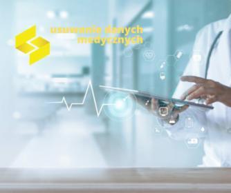 USUWANIE danych medycznych - przychodnie, gabinety lekarskie, Aleksandrowice, oferta