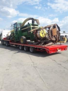 transport niskopodwoziowy maszyn budowlanych, maszyn rolniczych, konstrukcji, oferta