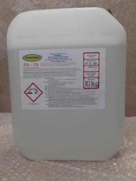 Alu-Ox - Kwaśny środek myjąco-dezynfekujący do przemysłu spożywczego, oferta