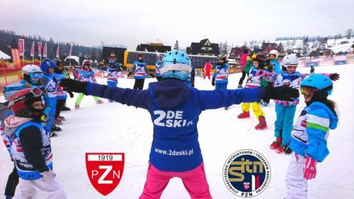 Instruktor Narciarstwa SITN/PZN, Szkoła narciarska, SZCZYRK, WISŁA