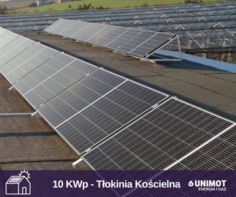 Sprzedaż i montaż paneli słonecznych, Gdańsk, oferta