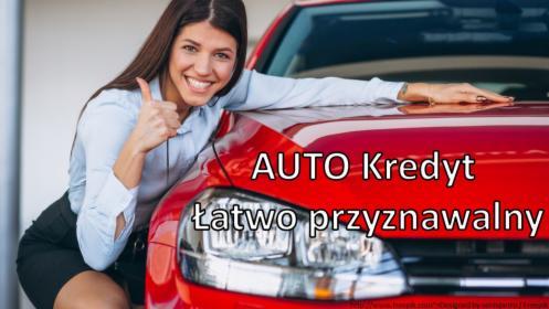 Kredyt na samochódy nowe i używane / Osobowe, dostawcze i ciężarowe., oferta