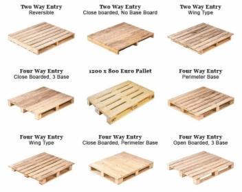 Paleta Epal, nowy i używany element paletowy EPAL Standard-Wood, Łomża, oferta