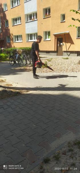 Wykonujemy usługi sprzątania Dozorczych dla wspólnoty mieszkaniowej, oferta