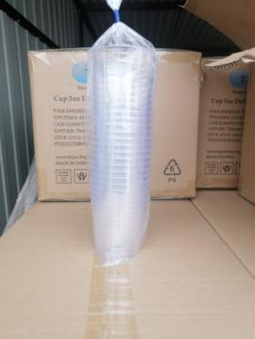 Kubki kubek plastikowe wielokrotnego użytku mocne, oferta