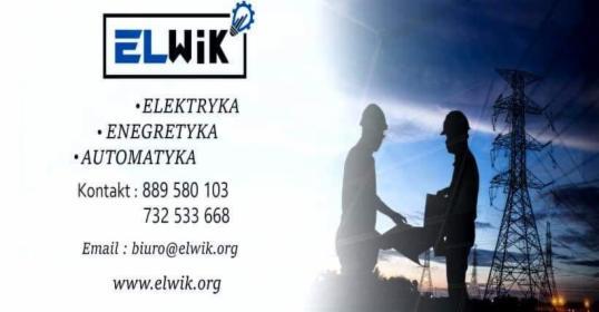 Elektryka, Energetyka, Fotowoltaika, Automatyka, Alarmy, Monitoring