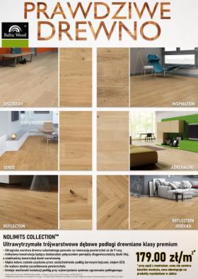 Montaż podłogi dębowej Baltic Wood, Łańcut, oferta