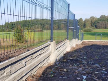 Montaż ogrodzeń systemowych, oferta