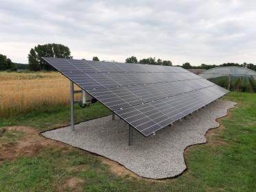 Instalacja fotowoltaiczna na gruncie - moc 9.96 kWp, Wrocław, oferta