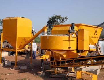Węzeł betoniarski B1200, Łomża, oferta