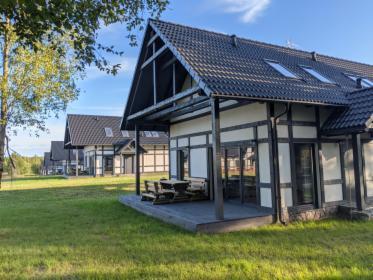 Produkcja i budownictwo energooszczędnych domów, oferta