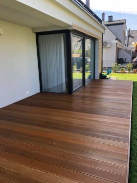 Budowa tarasów drewnianych, oferta
