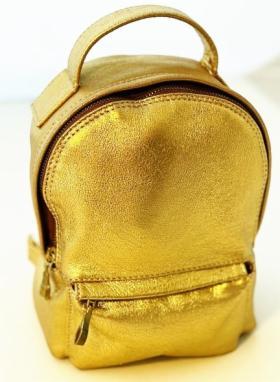 Plecak Skórzany Damski Mały, Izdebnik, oferta