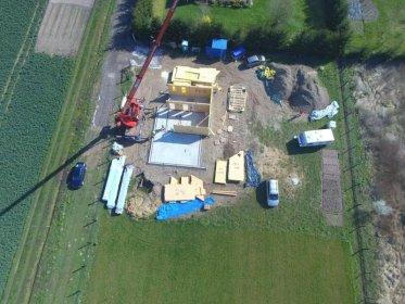Budowa domów w konstrukcji drewnianej szkieletowej, oferta