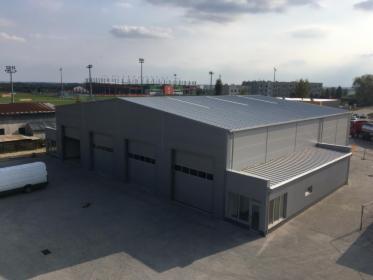 Magazyny, Hale, Konstrukcje Stalowe, Opole, oferta