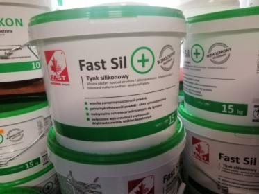 tynki silikonowe z ochroną mikrobiologiczną, Niwiska, oferta
