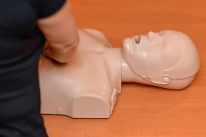 Szkolenie w zakresie pierwszej pomocy