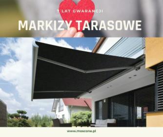 Markizy Tarasowe, Kraków, oferta