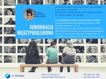 Komunikacja międzypokoleniowa, Warszawa, oferta