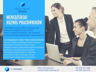 Menedżerski rozwój pracowników, oferta
