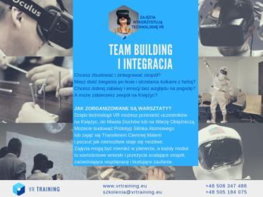 Team Building, oferta