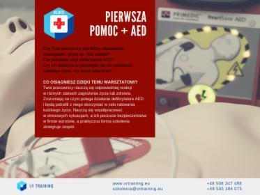 Pierwsza Pomoc - AED, oferta