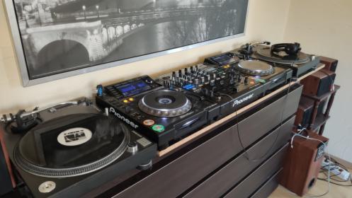 Wynajem sprzętu DJ Technics Pioneer CDJ 2000 NEXUS2 DJM 900NXS, Skoczów, oferta