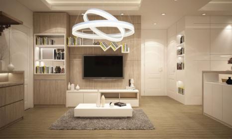 Lampa wisząca RING okręgi LED ML065 + PILOT Milagro, oferta