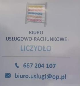 Usługi rachunkowe, Sulęcin, oferta