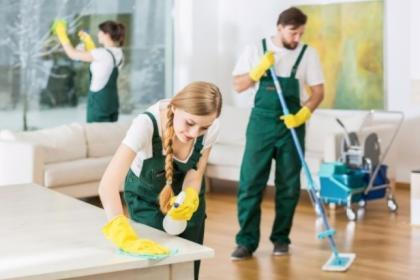 Firma sprzątająca, oferta